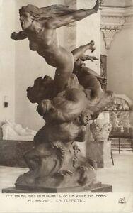 Cpa Palais Des Beaux-arts R. Larche - La Tempete (307816) Kerbobzv-08002852-611090708