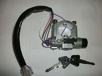 Mgb Ignition Switch / Steering Lock With Keys,mgb 73-80,mg Midget 73-80