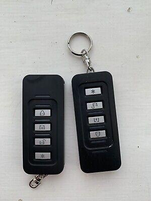 100 pcs 868-0 Visonic KF 235 PG2 Wireless Remote Keyfob