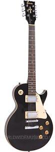 Encore E99 Electric Guitar Gloss Black
