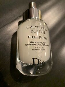 6bdafea4 Details about Dior Capture Youth Plump Filler Age-Delay Plumping Serum 1.0  oz