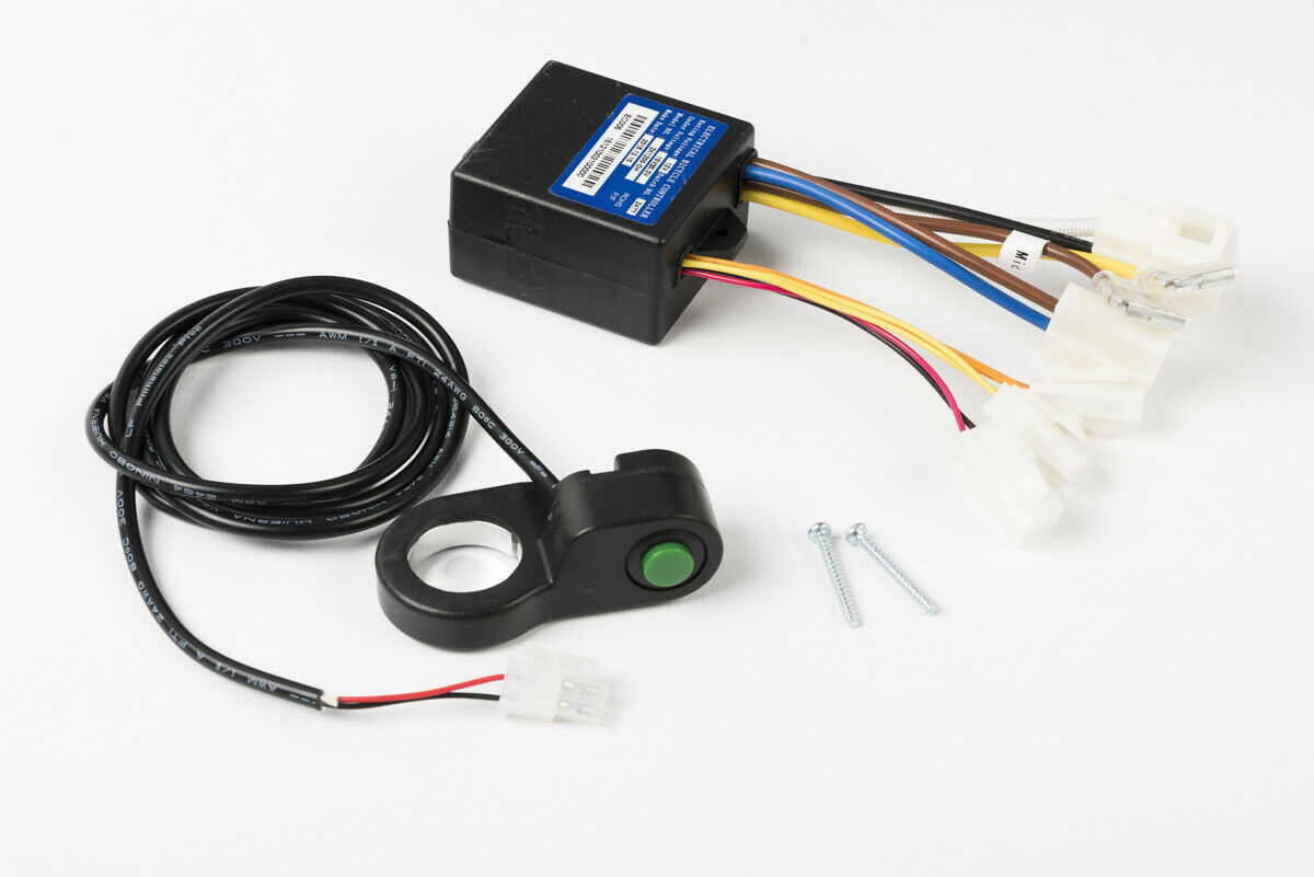 Razor Power Core E90 Electrical Kit (ekit) (7 Connector Controller and gasreglage)
