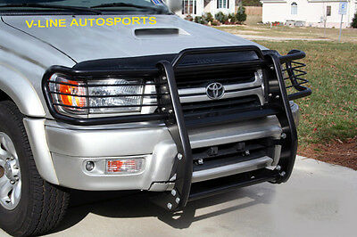 Truck Brush Guard >> 1999-2002 Toyota 4RUNNER - BLACK - HPT GRILL GUARD / BRUSH GUARD / GRILLE GUARD 793002660364 | eBay