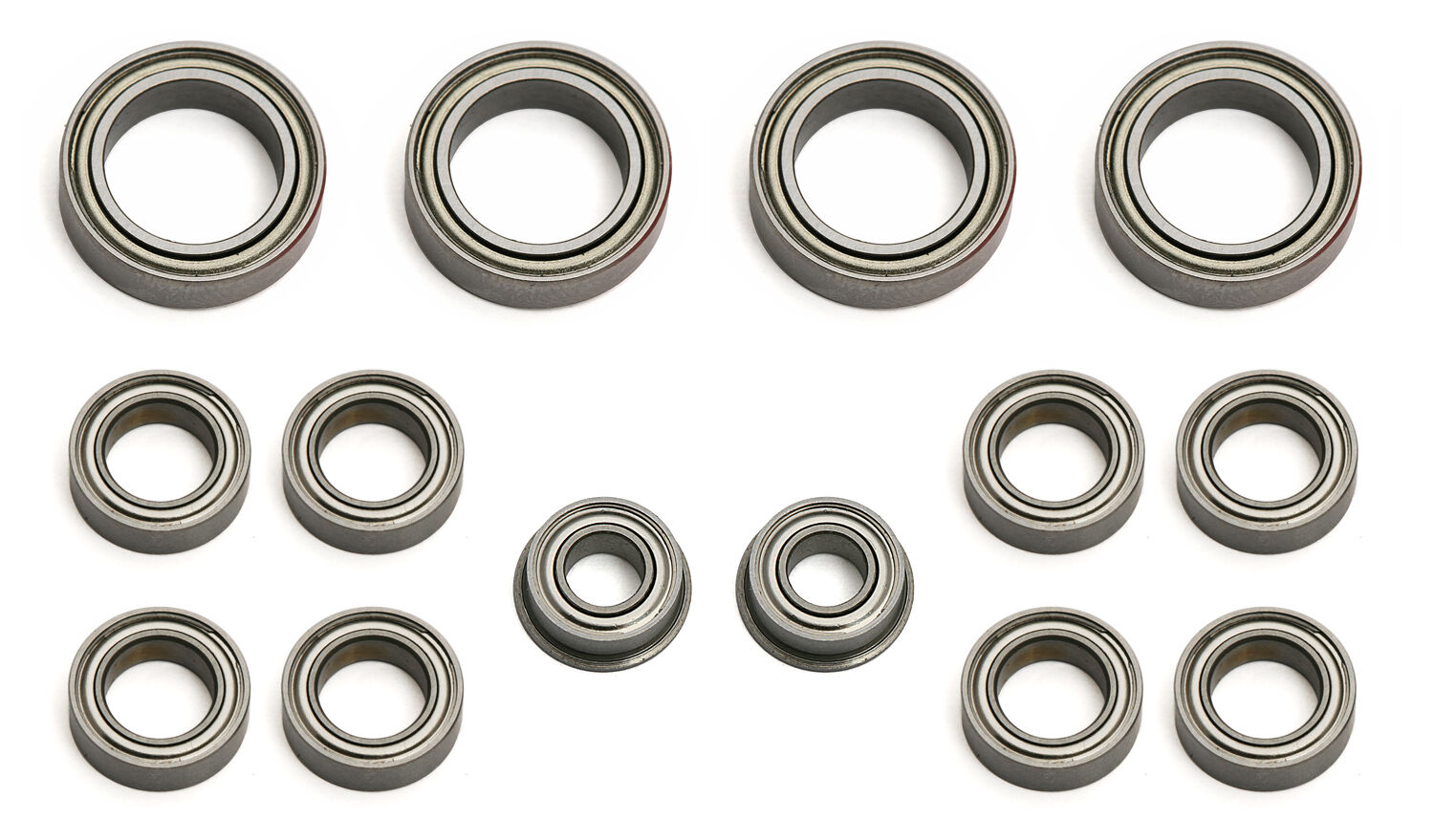 Team Associated-tc6 Ceramic Bearing Set [31352] - GALAXY RC