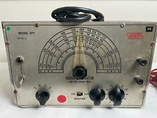 Eico Sine Wave And Square Wave Audio Generator Tested Working
