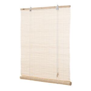 Bambusrollo Natur Rollo Bambus Afrika Stil Holzrollo Seitenzugrollo