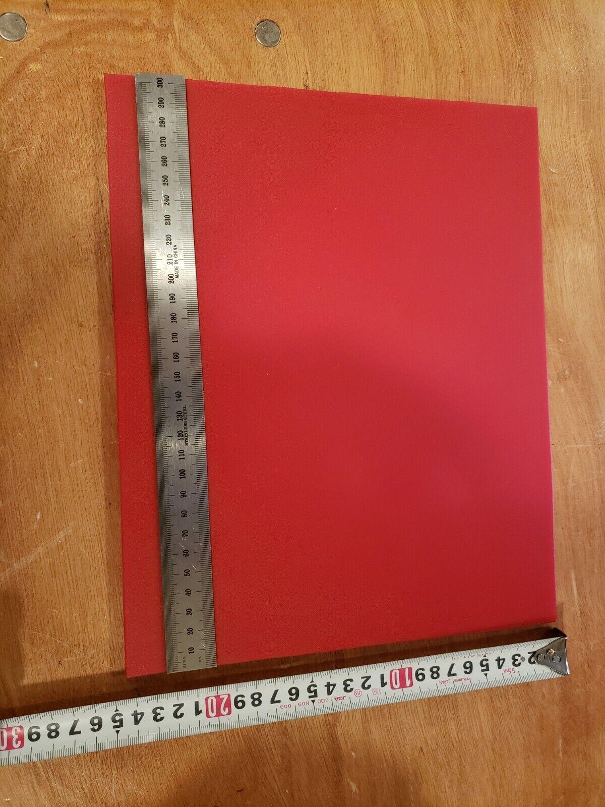 solid polypropylene 3d printer build plate (pp)