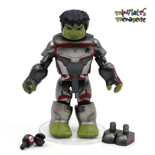 Marvel Minimates Avengers Issue movie Hulk avec équipe Costume Sous