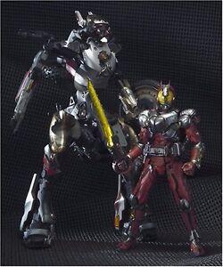 S. I. C.volume 29 Masqué Kamen Rider 555 Faiz Blaster Forme & Auto Vajin Bandai