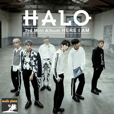 HALO 3RD MINI ALBUM [ HERE I AM ] CD+BOOKLET+PHOTO CARD