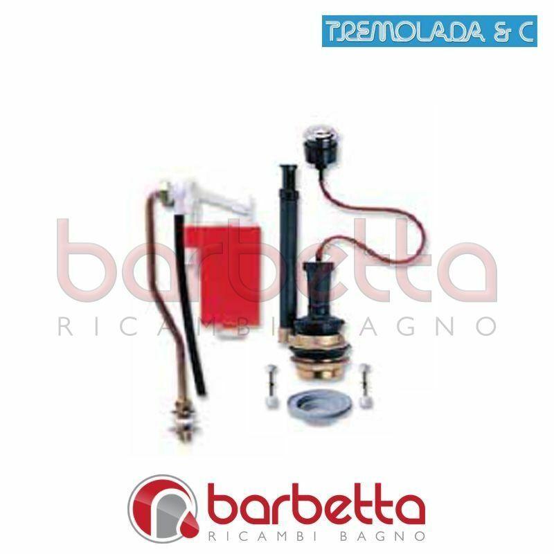 BATTERIA DI SCARICO CON GALLEGGIANTE SPIDY PNEO TREMOLADA 150.212.74