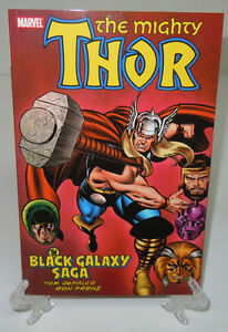 The-Mighty-Thor-Black-Galaxy-Saga-Marvel-Comics-Brand-New-TPB-Trade-Paperback