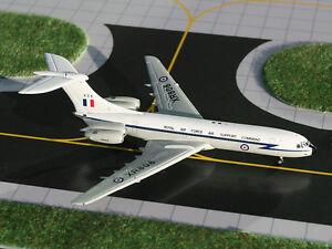 GEMINI-MACS-1-400-Vickers-STANDARD-VC-10-Royal-Air-Force-XR808-gmraf035-NUOVO