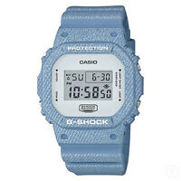 Casio G-shock Denim Pattern Watch Dw-5600dc-2 Dw5600dc-2