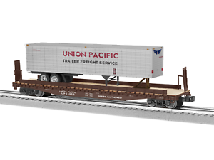 O-Gauge - Lionel - Union Pacific PS4 w 40' Trailer
