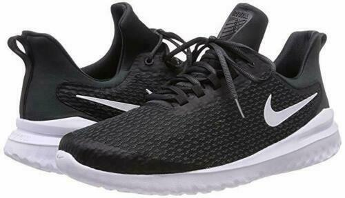 NIKE RENEW RIVAL RUNNING SNEAKERS MEN SHOES PANTHER AA7400-001 SIZE 11.5 NEW