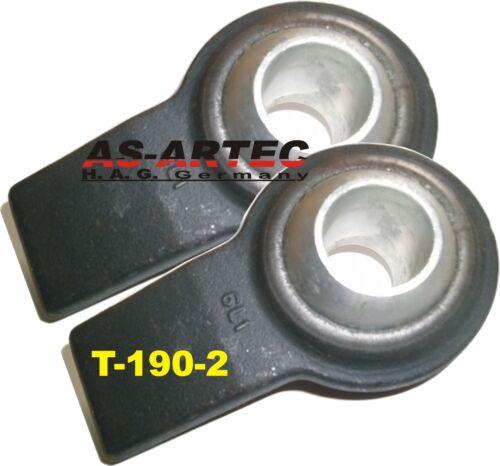 2 Stück Kugelgelenk für Unterlenker Kat 2    28mm Unimog