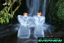 Evernew Backpacking Ultra Lightweight Water Carry 1.5L - EBY207 - Quantity 1