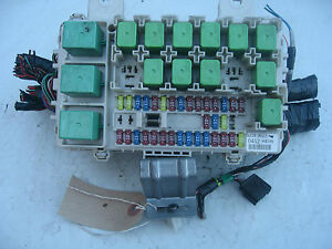 isuzu elf grafter 3 0 2009 on fuse box 02389g23 ebay rh ebay ie isuzu npr fuse box location fuse box isuzu npr