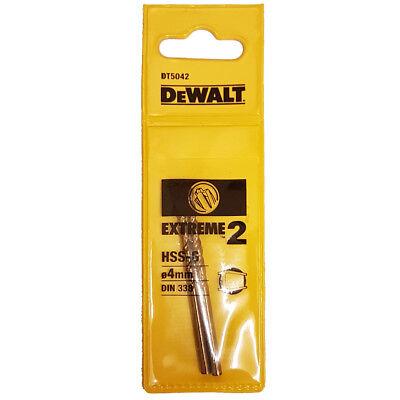 Dewalt HSS Extreme Drill Bit 10mm Metal Aluminium Steel