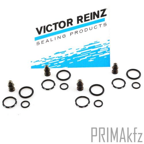 4 Reinz 15-38642-02 Buse d/'injection Pompe À Injection Kit D/'étanchéité VW AUDI SKODA TDI