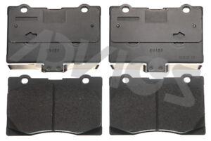 Front Brake Pad Set For 2005-2012 Acura RL 2006 2007 2008 2009 2010 2011 AD1091