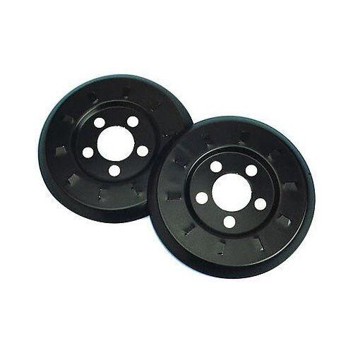 "Kleen Wheels 5188 Brake Dust Shield Pair 18/"" Alloy Crossfire Front"