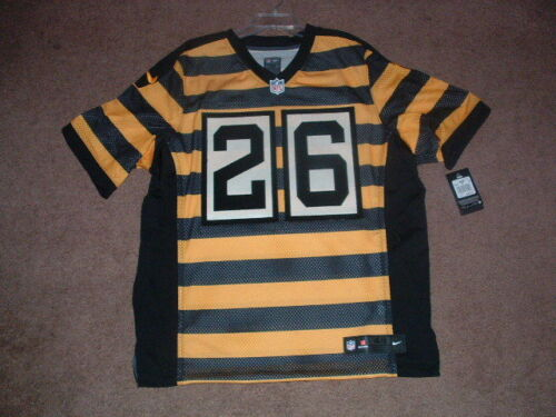 32b39c2ac3f LEVEON BELL 26 STEELERS AUTHENTIC 3RD NIKE ELITE FOOTBALL JERSEY sz 48 NWT  low-cost