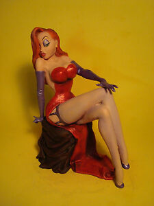 NAGLE WORKS JESSICA RABBIT 9'' 1/5 scale resin model kit signed