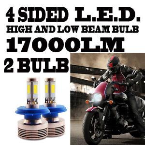 LED HEADLIGHT BULB SUZUKI BOULEVARD M109R  2012,2013,2014,2015,2016,2017,2018