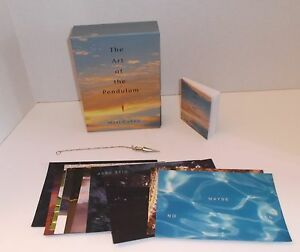 ANCIENT-DIVINING-ORACLE-The-Art-of-The-Pendulum-w-Booklet-and-Cards-Maxi-Cohen