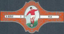 FOOTBALL CIGAR BAND-03-P.S.V.EINDHOVEN