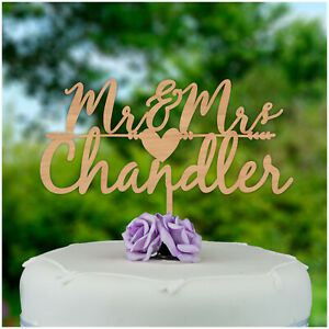 Wooden-Wedding-Cake-Toppers-PERSONALISED-Rustic-Mr-and-Mrs-Cake-Decorations