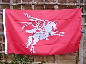 Flag 100/% Polyester With Eyelets Pegasus Flag 5 x 3 FT