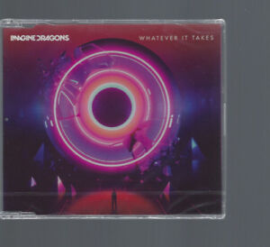 Imagine-Dragons-034-WHATEVER-IT-TAKES-034-2-Track-CD-Single-Sealed