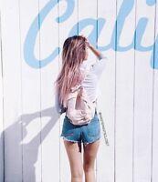 Brandy Melville John Galt Small Mini Pink Backpack