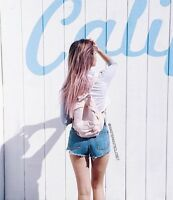 Brandy Melville John Galt Small Mini Pink Backpack