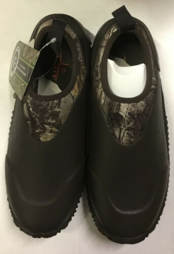Casual Slip-On Habit Mack Realtree Xtra All Weather Mens Footwear Gardening