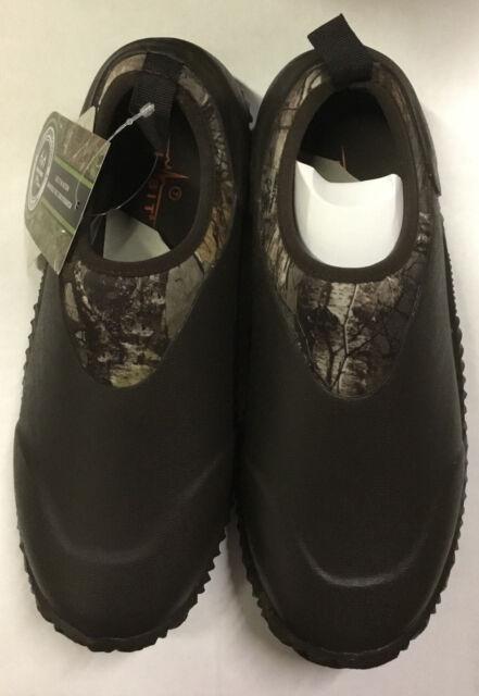 aaabef26bdd Habit Mack Realtree Xtra All Weather Mens Footwear - Casual, Slip-On,  Gardening