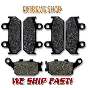 3 Pair Brake Pads for Honda CBR 600 F2 1991~1994 CBR 600 FM//FN//FP//FR1991~1994