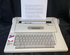 Smith Corona Na3hh Display Dictionary Typewriter Word Processor Works