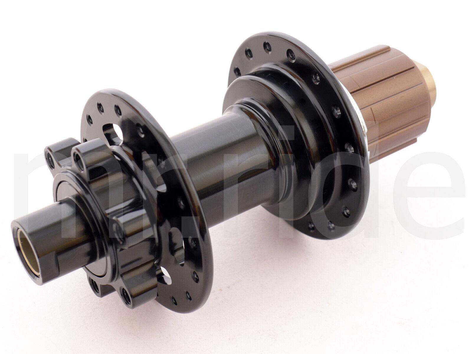 Mr-ride UltraLight Disc MTB Hub- Rear 12x142mm, 12mm Thru-Axle, 280g, 32 Holes