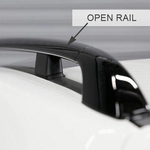 M-Way Roof Cross Bars Locking Rack Aluminium for Peugeot Partner 2008-2016