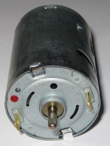 RS-540SH Robot Motor RC // Robotics Motor 7100 RPM Mabuchi 12V Motor