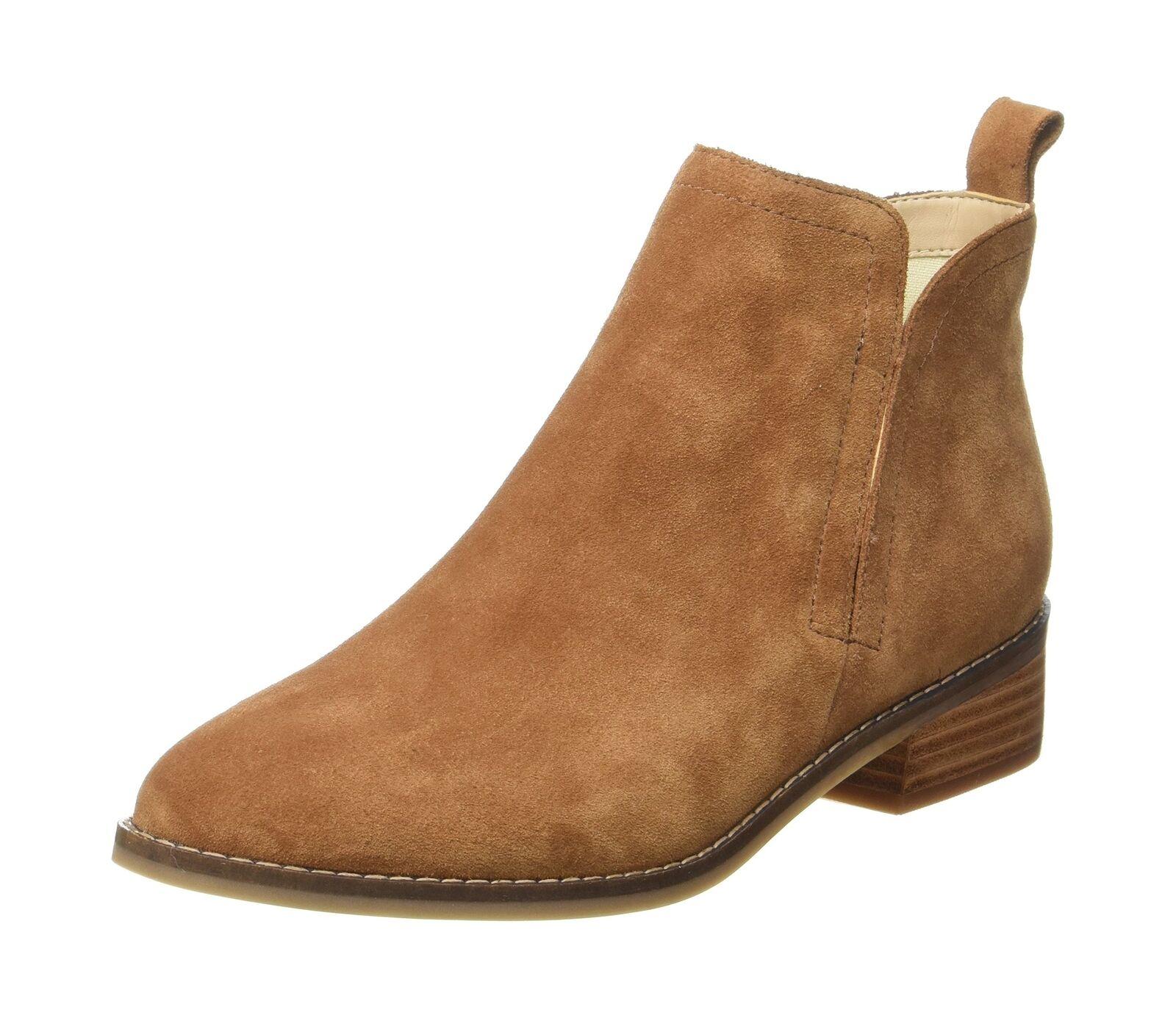 Buffalo botas de ante para mujer Vaca 416-7396 Marrón (tan 01 0) 6.5 Reino Unido