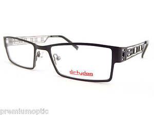 bb33f3f0bae DIRTY DOG metal AFGHAN +1.75 Reading Glasses Matte Black Gunmetal ...