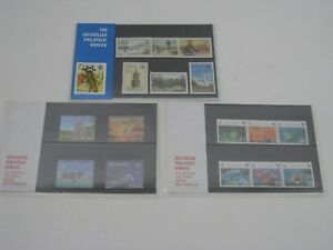 THE-SEYCHELLES-PHILATELIC-BUREAU-STAMP-LOT-COLLECTION-OF-STAMPS