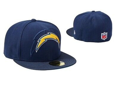 delicate colors where can i buy huge sale New Era 59FIFTY 5950 Los Angeles Chargers ON FIELD 2016 Fitted ...