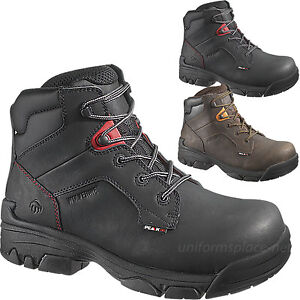 f5d17128b77 Details about Wolverine WORK BOOTS Mens Merlin 6