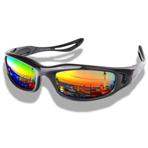 »Stylish Sports Sunglasses MATRIX Mirror Unisex Glasses 5 Colours NEW«
